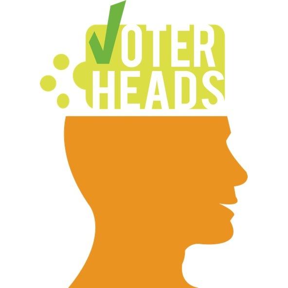 Voterheads logo